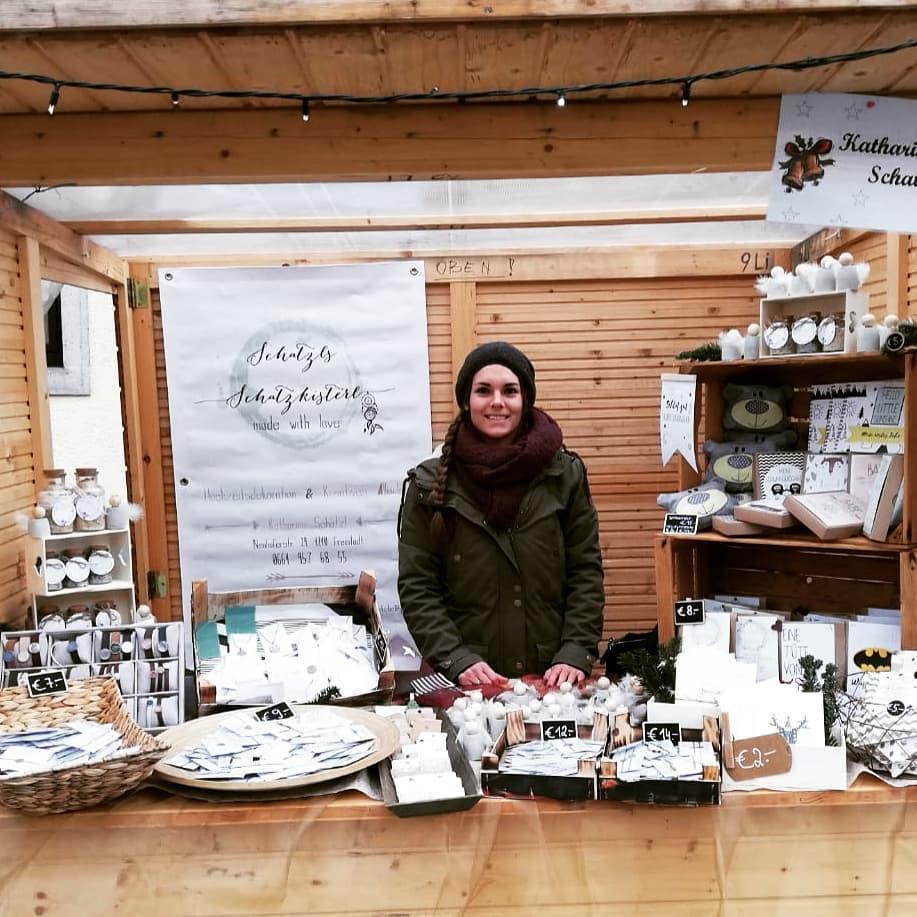 Los geht´s – Weihnachtsmarkt Gutau