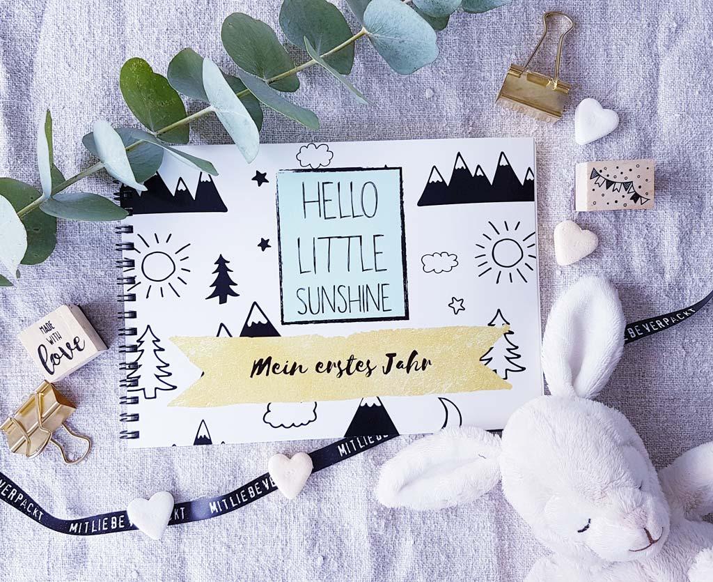 Babybuch–My-little-Sunshine