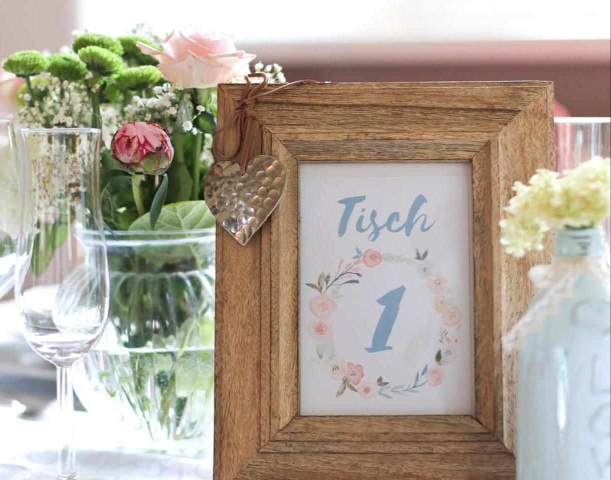 Print Tisch