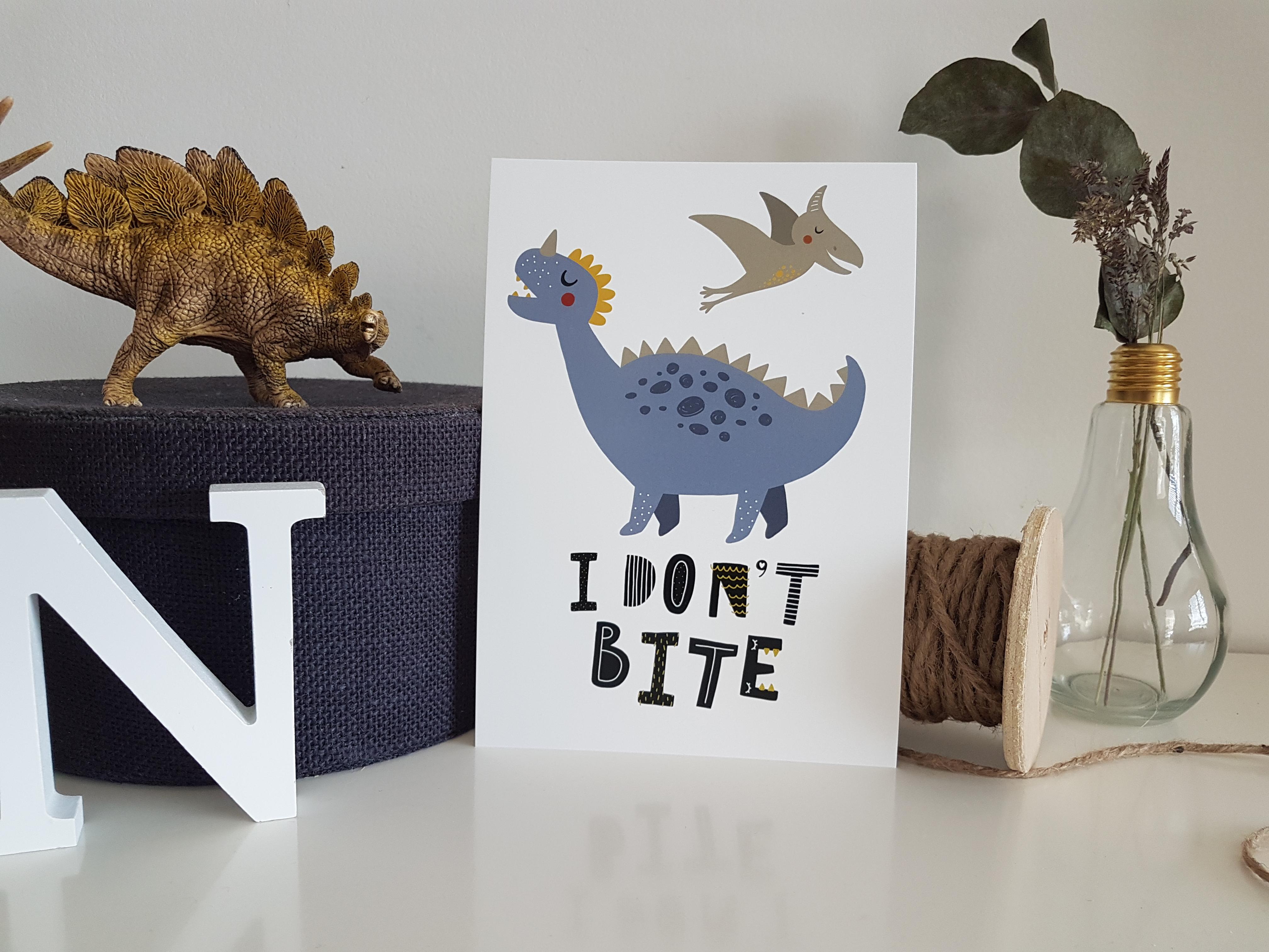 Print Dino