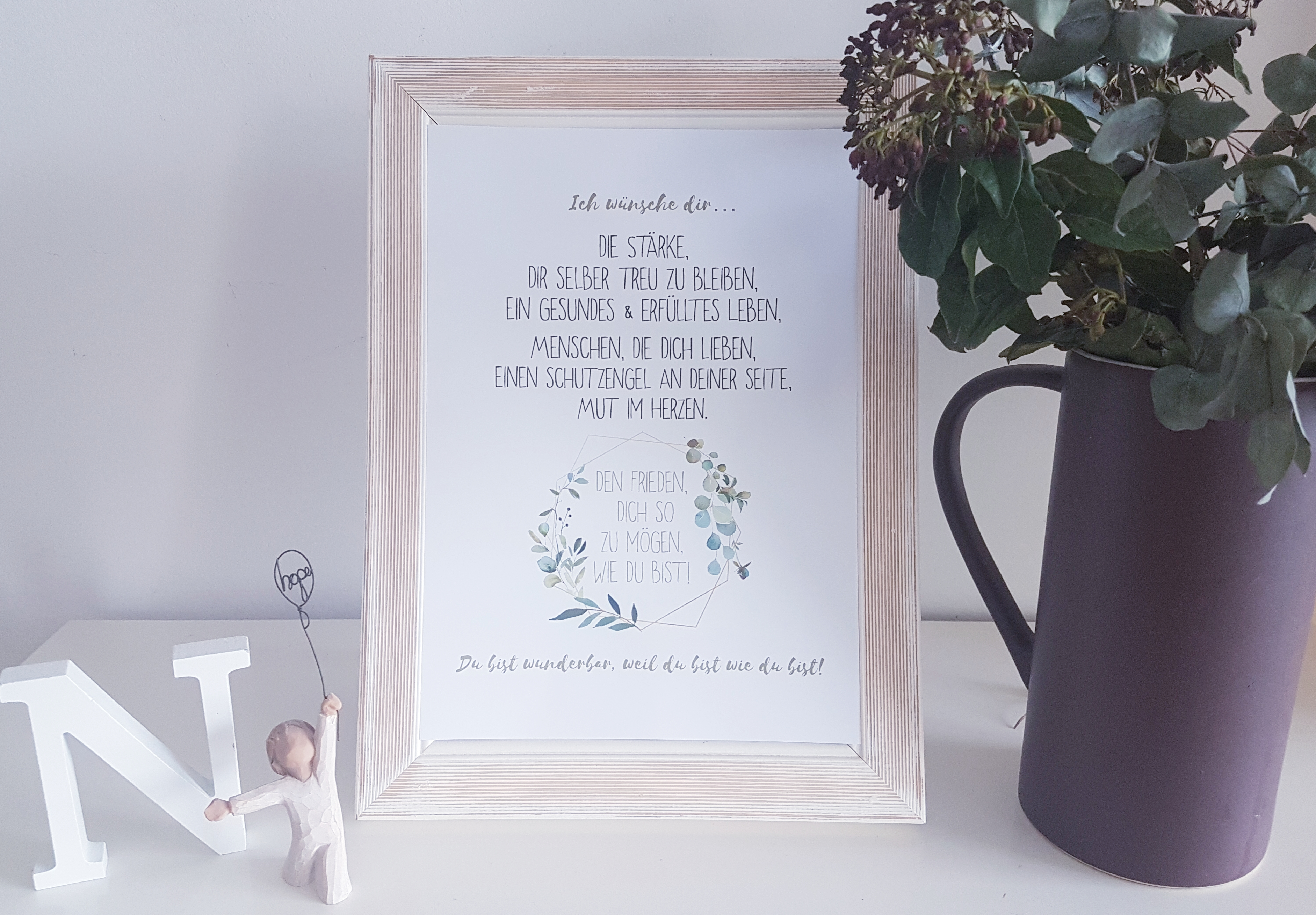 Print Eucalyptus
